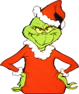 ... and read the famous Dr. Seuss classic How the Grinch Stole Christmas
