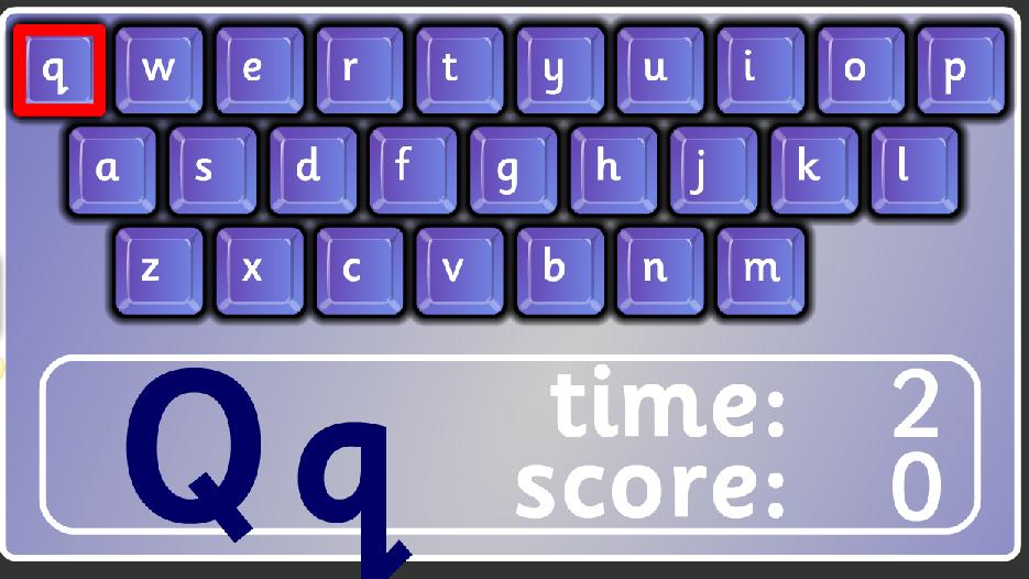 Typing Practice - Kid-Friendly Search